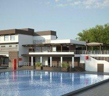 Частный гостиничный комплекс на Южном берегу Крыма