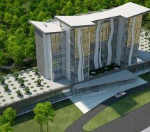 Многоэтажный гостиничный комплекс в г.Севастополь